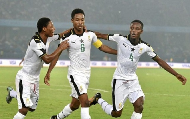 Ghana u17 vs Niger u17 - (2:0 ), Ghana's Starlets beat Niger to qualify for U-17 FIFA World Cup 2017 quarter-finals [Watch Goals Video Highlights]