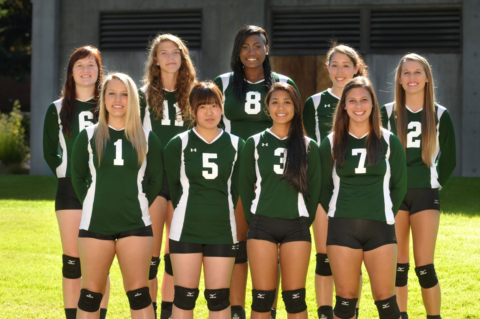 Shoreline Area News Lady Dolphin Volleyball Has Marathon Day Finishes 2nd At Mt Hood Tournament