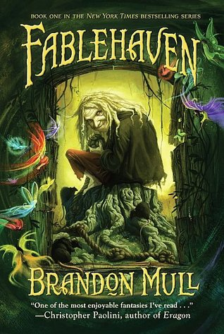 Fablehaven book cover