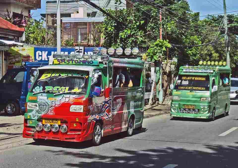 Ride a Jeepney in Cebu and its Travel Routes Code 01k Destination Urgello Best of Philippines 2018