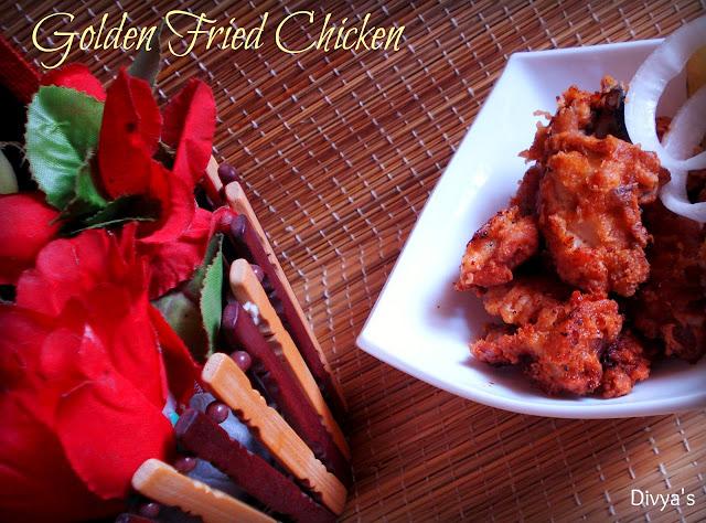 "<img src=""golden-fried-chicken-starters.jpg"" alt=""Golden fried chicken starter with ingredients"">"