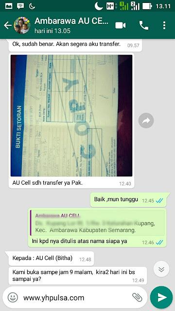 Pengirimanke Ambarawa Semarang 2
