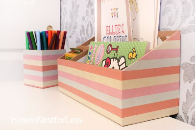 Washi Tape Desk Supplies