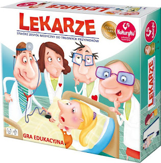Najfajniejsze gry planszowe dla dzieci