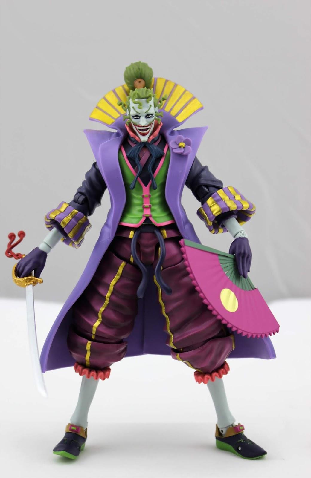 Jay S Toy Shelf S H Figuarts Joker Batman Ninja
