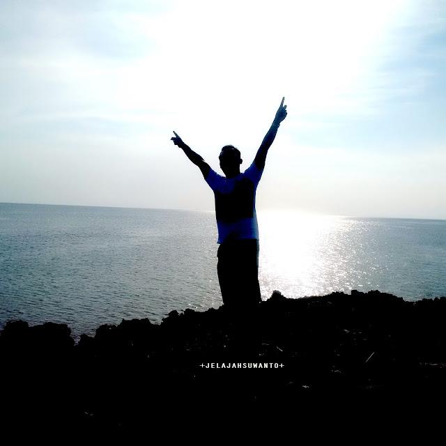 Energi Positif dari jelajah Pantai Lemo-Lemo