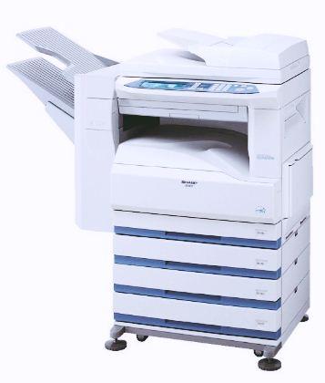 Sharp ar-m237 printer driver.