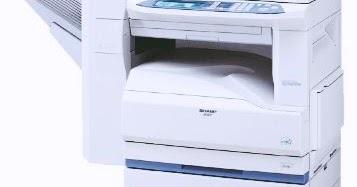 Sharp ar-m236 printer driver.