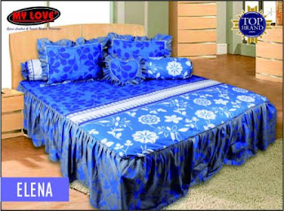 sprei rumbai my love elena