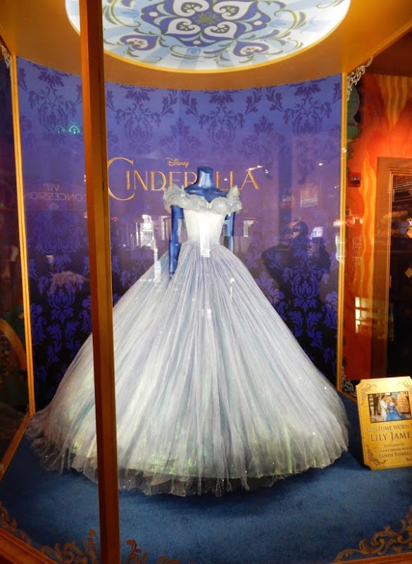 Original Cinderella movie ball gown