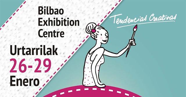 Sorteo de entradas Salón Tendencias Creativas Bilbao