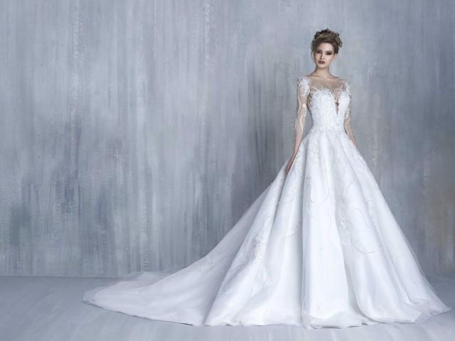 Bonitos vestidos de novias | Colección Tony Chaaya