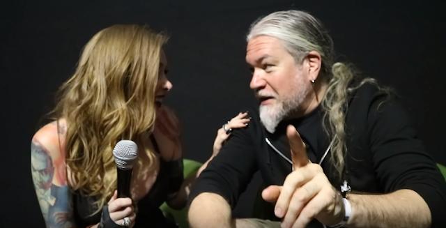 Conductora confunde Tomas Haake Meshuggah baterista Mastodon respuesta increíble