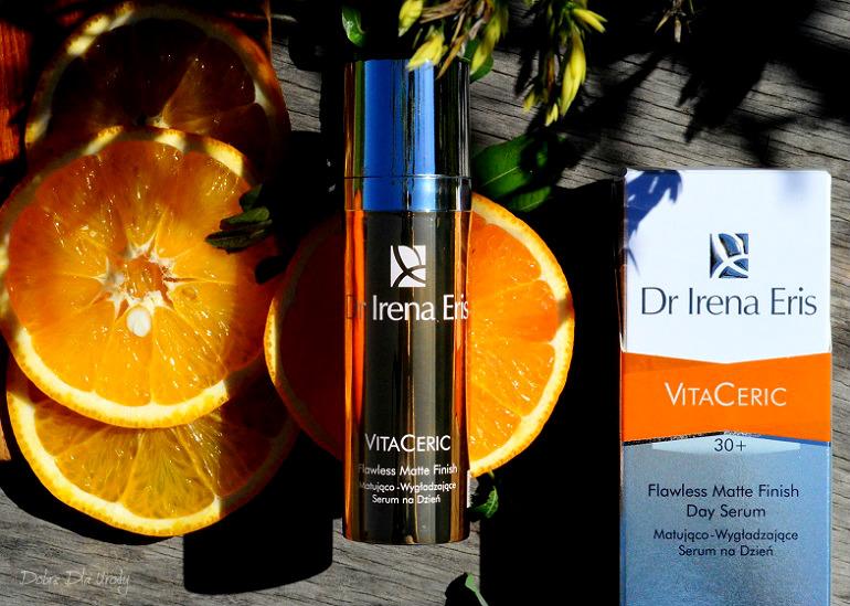 VitaCeric 30+ Matująco-wygładzające serum do twarzy Dr Irena Eris - recenzja