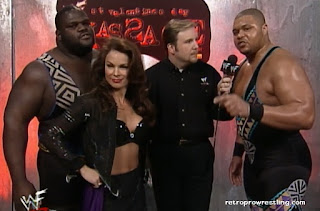 WWE / WWF St. Valentine's Day Massacre 1999 - IHY 27 - Mark Henry & D'Lo Brown reveal Ivory as their new valet