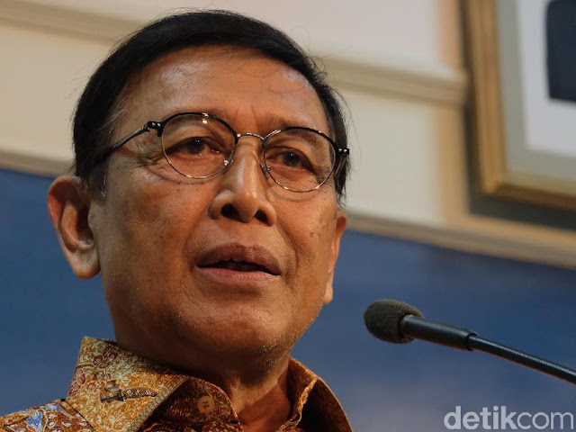 Wiranto: Hoax Dipakai Jadi Alat Singkirkan Lawan Politik