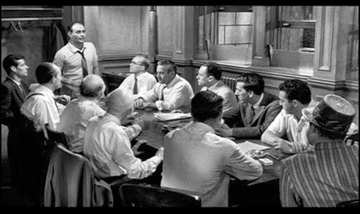 Filme 12 homens e uma sentença