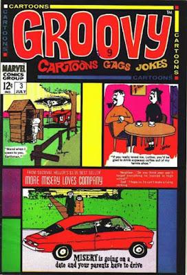Marvel Comics, Groovy #3
