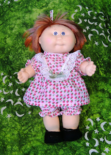 Cabbage patch doll's clothes