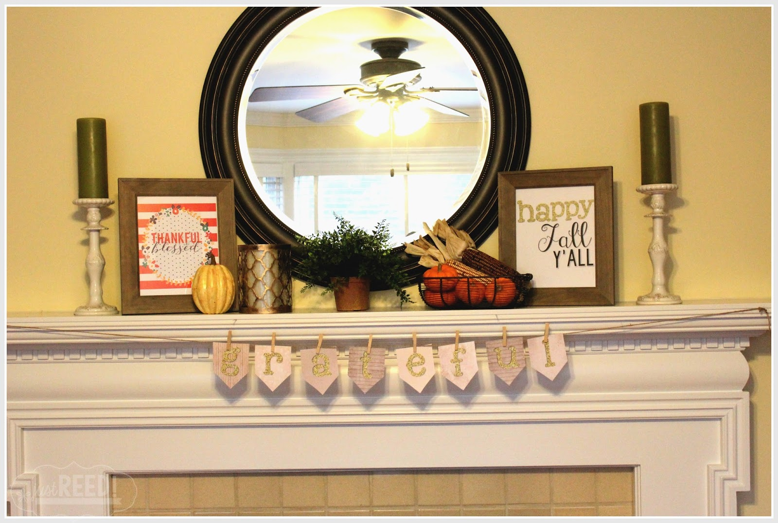 november home decor designing on a dime just reed On november home decorations