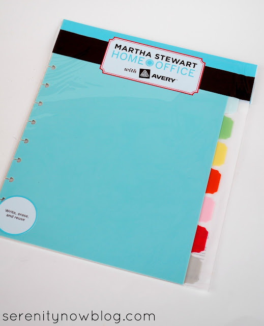 Martha Stewart Discbound Notebook Collection