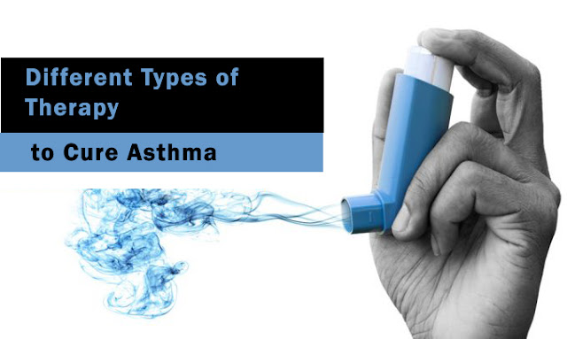 Types of theraphy to cure asthma