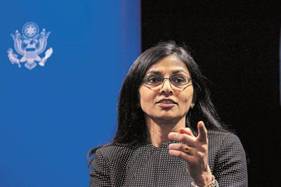 Nisha Biswal Appointed USIBC President