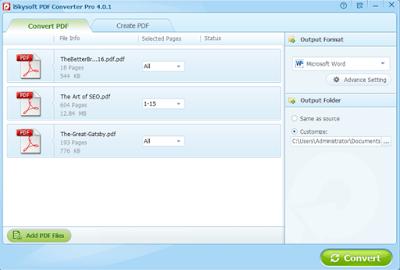 iSkysoft PDF Converter Pro with OCR full key serial