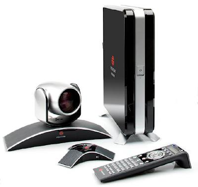 hội nghị truyền hình Polycom 1 HDX 7000