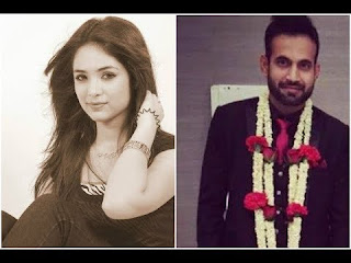 Irfan Pathan's Model Wife Safa Baig