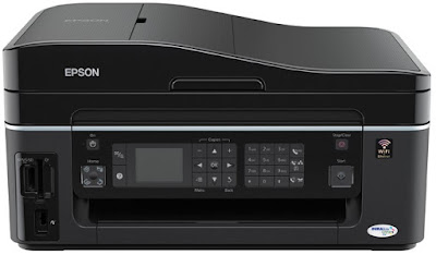 Epson Stylus Office BX610FW Printer Driver Download