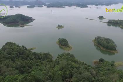 Banyak Pilihan Berwisata di PLTA Koto Panjang Kampar Riau