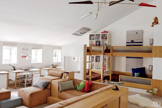 New Home Interior Design A Greenwich Village Townhouse
