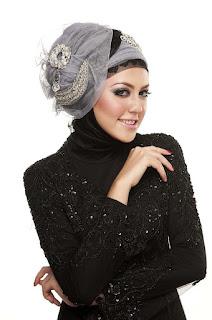 Model Hijab Terbaru Untuk Acara Pernikahan