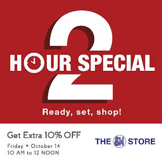 Manila Shopper Sm Malls 3 Day Sale Oct 14 16 2016