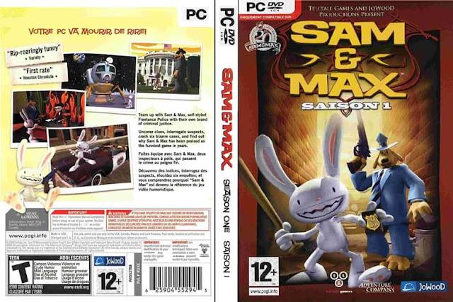 لعبه Sam & Max