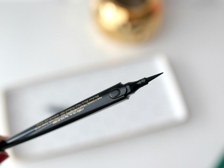 NEW L\'Oreal Voluminous Feline Mascara Review & Voluminous Liner Noir ...