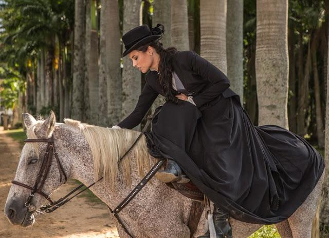 Equitação história da moda