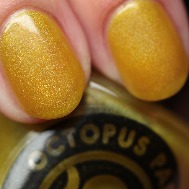 Octopus Party Nail Lacquer Bahama Hammock