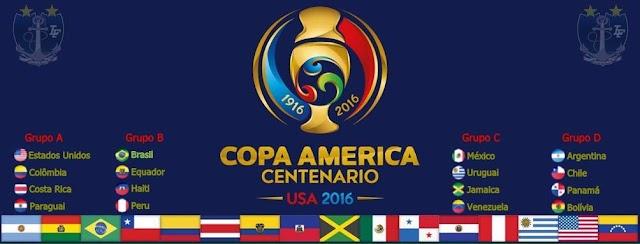 Guia da Copa América – Grupo B