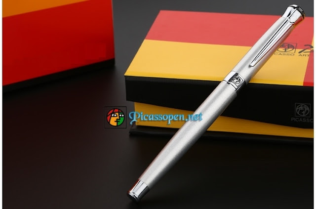 Bút ký Picasso Pimio 903 màu bạc