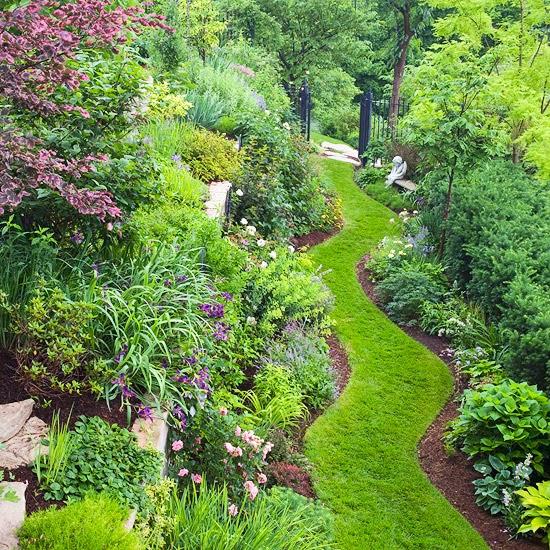 My Enchanting Cottage Garden A Stroll Along The Garden Path