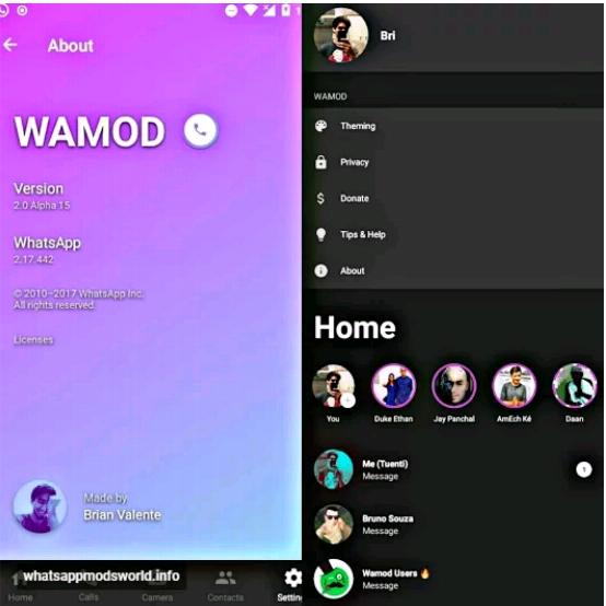 Download wa mod | Download Wa Mod Apk Update  2019-04-09