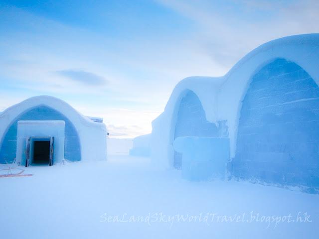 瑞典, 冰酒店, 入口, Icehotel, Entrance