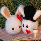 Conejo, Rabbit, Bunny, Amigurumi
