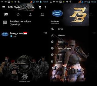 BBM MOD Point Blank V3.0.0.18
