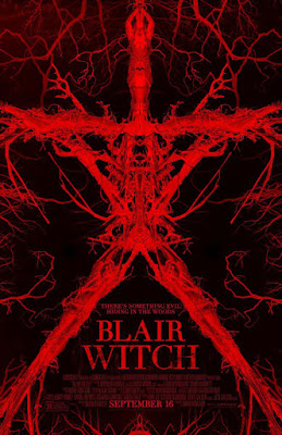 Blair Witch 2016 DVD R1 NTSC Latino