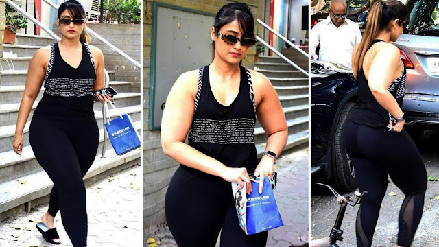 Bollywood Actress Ileana D'Cruz looks completely Unrecognisable in Recent Pics