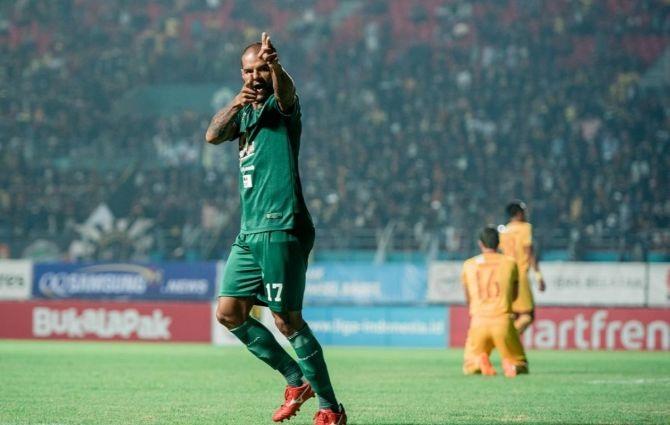 Djadjang Nudjaman Tidak Menjamin Akan Memasang David da Silva Jadi Starter Lawan Bali United