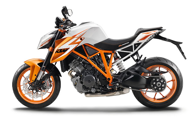 KTM Super Duke HD Pics